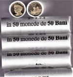 Fisic 50 bani 2019 (50 bucati) regina Maria