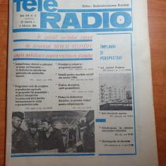 revista tele radio 29 ianuarie - 4 februarie 1984
