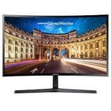 Monitor LED Samsung Gaming LC24F396FHUXEN Curbat 23.5 inch 1 ms Black FreeSync