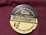Veche cutie de colectie Victoria Bucuresti / crema pentru incaltaminte anii 80 !