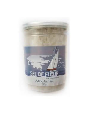 Fleur de Sel Sare, borcan 250 g foto
