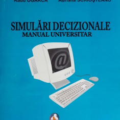 Simulari decizionale - Manual universitar