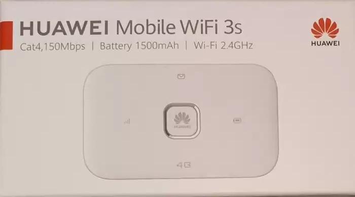 router modem Huawei E5576 - 4G - necodat