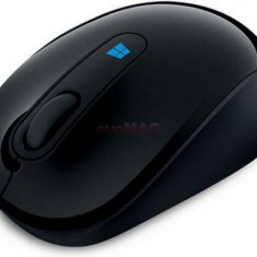 Mouse Microsoft Wireless Sculpt Mobile (Negru)