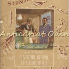 Povestiri Despre Electrochimie - Al. Baneanu