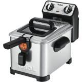 Friteuza semi-profesionala Filtra Pro FR510170, 3 l, 2400 W, 1.2 kg de cartofi prajiti, termostat 150 - 190 grade, filtru detasabil, inox