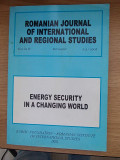 Cumpara ieftin ROMANIAN JOURNAL OF INTERNATIONAL AND REGIONAL STUDIES-VOL IV-EURISC -R6C
