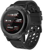 Cumpara ieftin Smartwatch Canyon Wasabi, Display 1.3inch, 128KB RAM, 512KB Flash, Bluetooth, Rezistent la apa, Android/iOS (Negru)