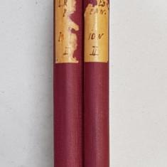 ION de LIVIU REBREANU, Editia I-a, 2 VOL. - BUCURESTI, 1920
