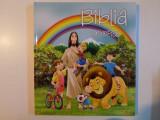 BIBLIA DE COLORAT ILUSTRATA de ADRIAN BARBU , 2012