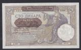 A5796 Serbia 100 dinara 1941 aUNC