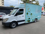 Mercedes Sprinter ~ FOOD TRUCK, 220, Motorina/Diesel, VAN