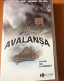 AVALANSA  - Film CASETA VIDEO VHS