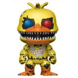 Five Nights at Freddy's - Nightmare CHICA FNAF - POP ! - Original, 10cm