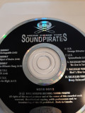 HERE COME THE SOUNDPIRATES   -   CD