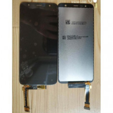 Display LCD cu Touchscreen Samsung J610 Galaxy J6 Plus 2018 Negru Original
