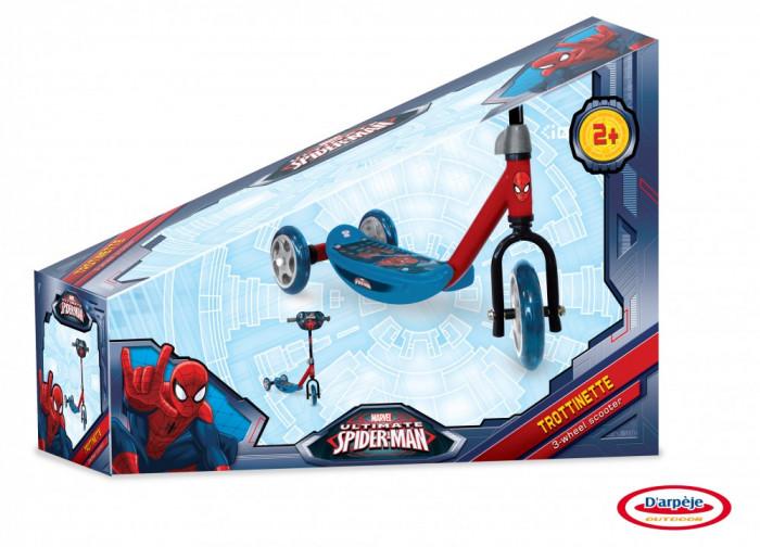 Spiderman - Trotineta Cu 3 Roti