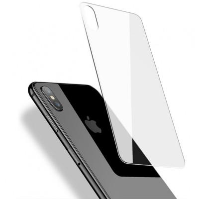 Folie protectie SPATE din sticla securizata Tempered Glass pt Apple iPhone X foto