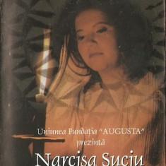 Caseta Narcisa Suciu Trio – Colinde Și Cântece De Crăciun, originala