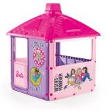 Casuta pentru copii Barbie, 3 geamuri, 135 x 104 x 104 cm