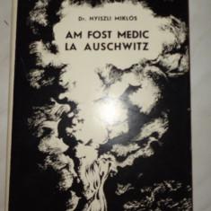 Am fost medic la Auschwitz an 1965/cartonata/247pag- Nyiszli Miklos