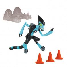 Figurina Ben 10 XLR8, 12 cm, Albastru