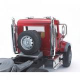 Cumpara ieftin Bruder - Camion Incarcare Mack Granite Si Buldoexcavator Jcb 4Cx