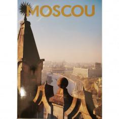 Album Moscova (Lb. franceza) - Editions Planeta