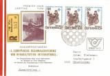 CONGRES EUTOPEAN PENTRU RECUPERARE AUSTRIA  FDC 1981, Sport