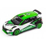 Macheta Skoda Fabia Motorsport R5 1:43 R5 2019 Oe Skoda 000099300CA