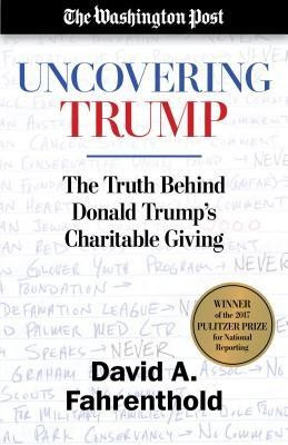 Uncovering Trump: The Truth Behind Donald Trump's Charitable Giving foto