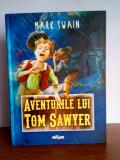 Mark Twain – Aventurile lui Tom Sawyer (editie deosebita, ilustrata)