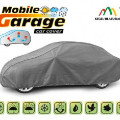 Prelata auto, husa exterioara Chrysler Neon impermeabila in exterior anti-zgariere in interior lungime 425-470cm, L Sedan, model Mobile Garage