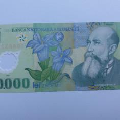 Romania -10000 LEI 2000-UNC-ISARESCU