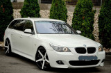 BMW Seria 5 REDUCERE PANA LA SFARSITUL LUNII PLEC DIN TARA, 520, Motorina/Diesel