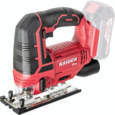 Raider Power Tools RDP-SJS20 Fierastrau pendular Li-ion 20V,80mm, Cu acumulator