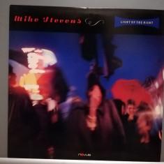 Mike Stevens – Light Up The Night (1988/RCA/USA) - Vinil/Vinyl/Funk/Impecabil