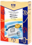 Sac aspirator Rowenta ZR814, sintetic, 3X saci, KM