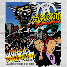 Aerosmith Music From Another Dimension (cd)