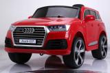 Masinuta electrica cu roti eva Audi Q7 Red