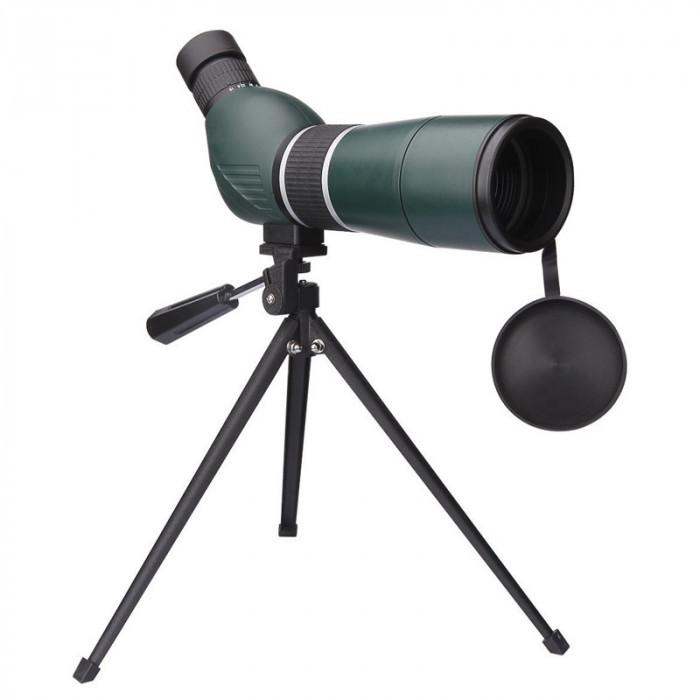 Telescop terestru, 15-45x60 mm, trepied inclus