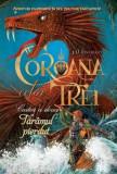 Coroana celor trei-cartea a doua taramul/J. D. Rinehart
