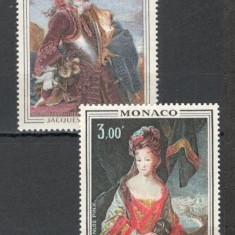 Monaco.1972 Pictura din Muzeul Princiar  MM.672