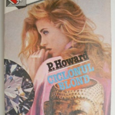 Ciclonul blond – P. Howard