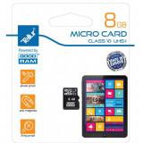 Card MicroSD 8GB Tellur by GOODRAM CLS 10
