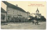 5117 - JIMBOLIA, Timis, Romania - old postcard - used - 1910