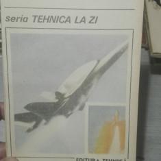 Avioane orbitale – Zaganescu, Ispas