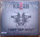 CD Kazah - Feed Your Beast (Nou Sigilat)