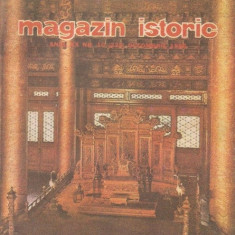 Magazin istoric, Octombrie 1986