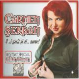 CD Carmen Serban -M-ai Gasit Si Ai...Noroc!, original, holograma